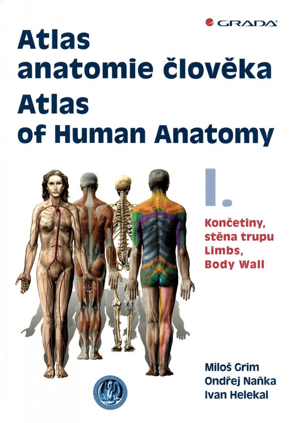 Atlas anatomie člověka 1/ Atlas of Human Anatomy 1