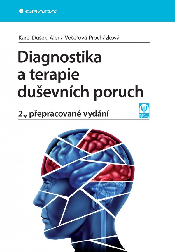 Diagnostika a terapie duševních porúch 2., přepracované vydání