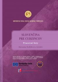Slovenčina pre cudzincov (Pracovné listy)