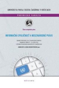 Informačná spoločnosť a medzinárodné právo