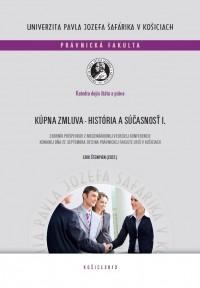 Kúpna zmluva – história a súčasnosť I.