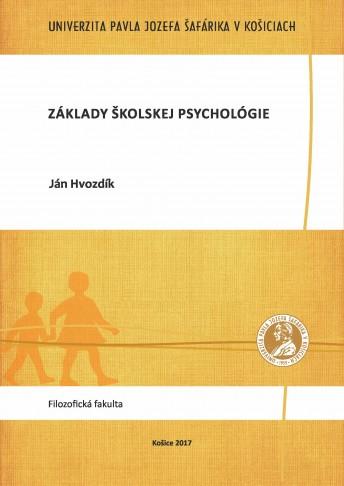 Základy školskej psychológie
