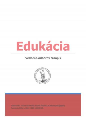 Edukácia