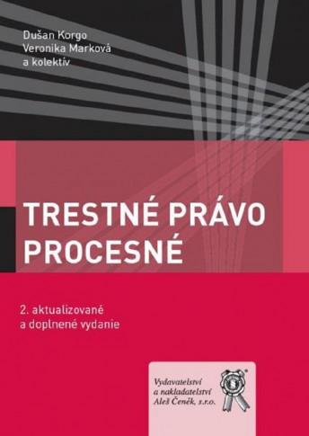 Tretné právo procesné 2.aktualizované a doplnené vydanie