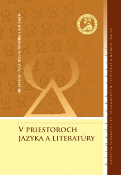 V priestoroch jazyka a literatúry