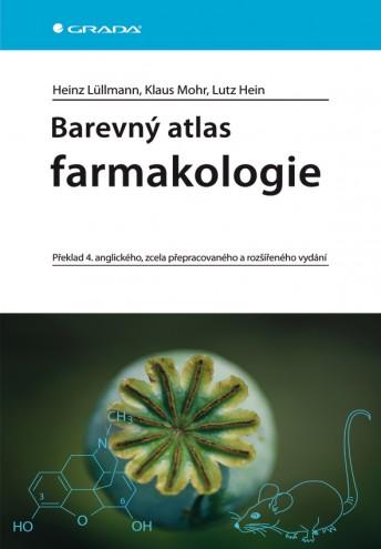 Barevný atlas farmakologie 4.vyd.