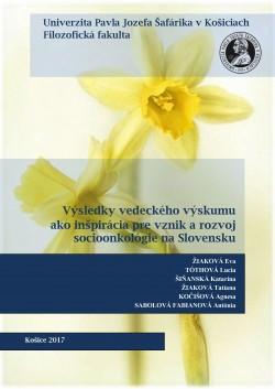 Výsledky vedeckého výskumu ako inšpirácia pre vznik a rozvoj socioonkológie na Slovensku