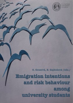 Emigration intentions and risk behaviour among university students