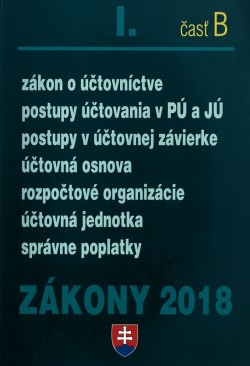 Zákony 2018 l.B