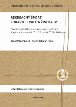 Recreational Sport, Health, Quality of Life IV.