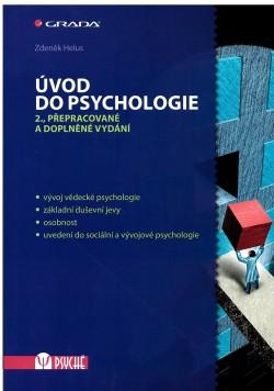 Úvod do psychológie 2.,vydání