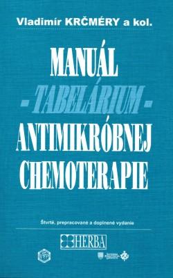 Manuál Tabelárium antimikróbnej chemoterapie
