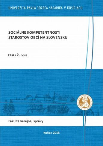 Sociálne kompetentnosti starostov obcí na Slovensku
