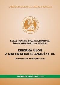Zbierka úloh z matematickej analýzy