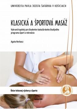 Klasická a športová masáž