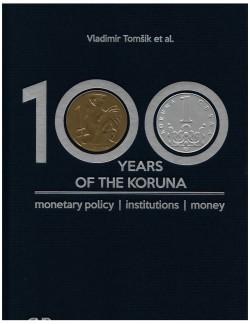 100 years of the koruna