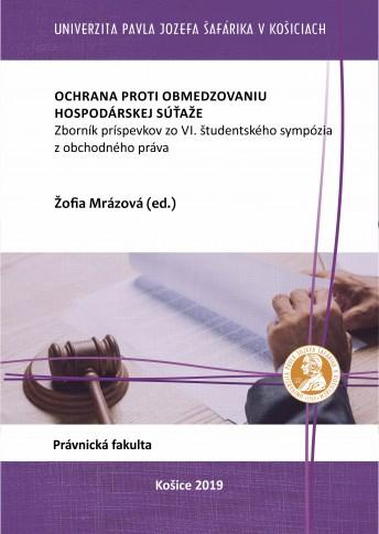Ochrana proti obmedzovaniu hospodárskej súťaže