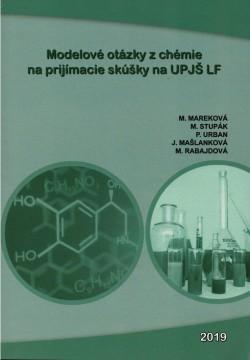 Modelové otázky z chémie na prijímacie skúšky na UPJŠ LF