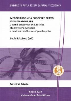 Medzinárodné a európske právo v kinematografii