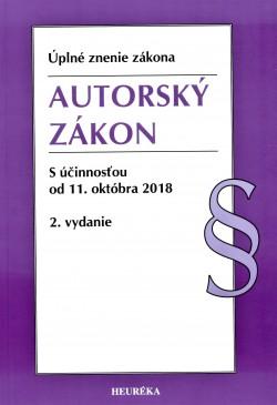 Autorský zákon Úzz 2018