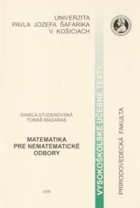 Matematika pre nematematické odbory