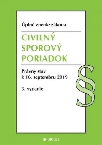 Civilný sporový poriadok Úzz.