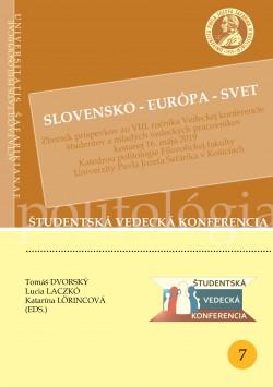 Slovensko - Európa - Svet