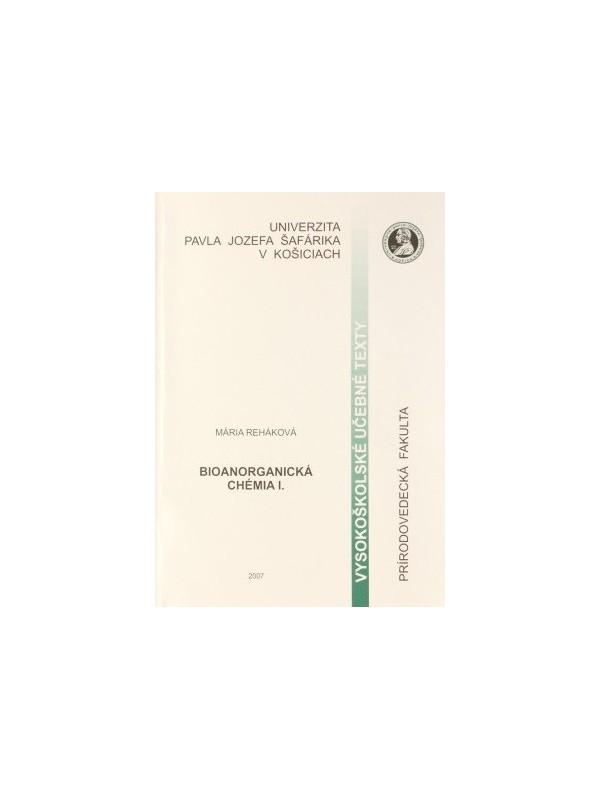 Bioanorganická chémia I.