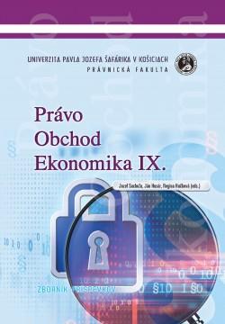 Právo-Obchod-Ekonomika IX.