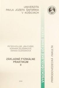Základné fyzikálne praktikum II.