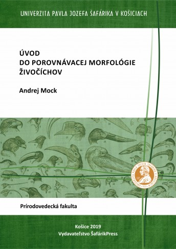 Úvod do porovnávacej morfológie živočíchov