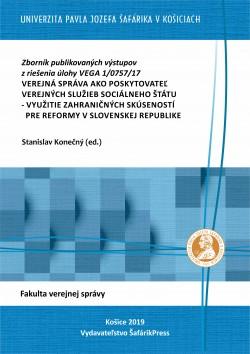 Zborník publikovaných výstupov z riešenia úlohy VEGA 1/0757/17