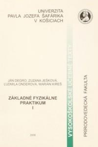 Základné fyzikálne praktikum I.