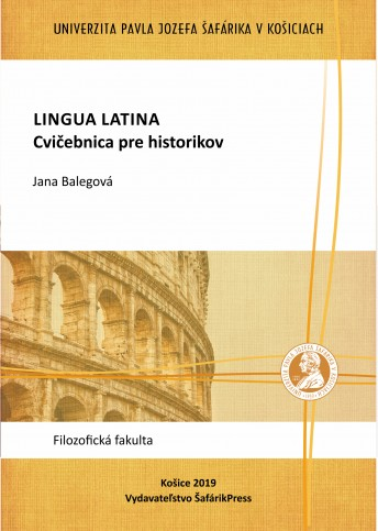Lingua Latina – cvičebnica pre filozofov
