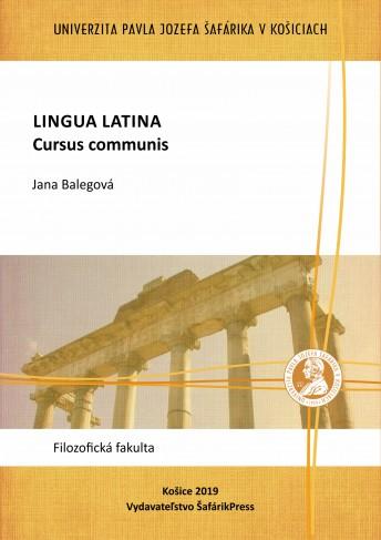 Lingua Latina – cursus communis