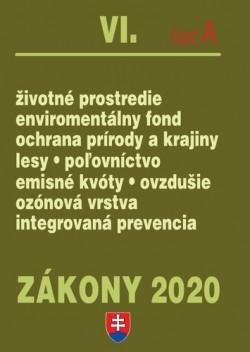 Zákony 2020 VI. časť A