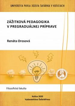 Zážitková pedagogika v pregraduálnej príprave