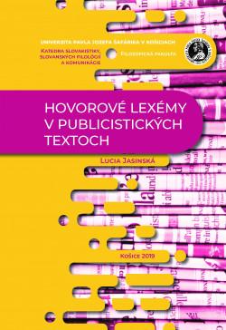 Hovorové lexémy v publicistických textoch