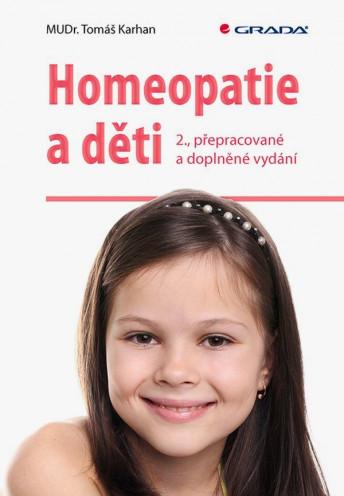Homeopatie u dětí