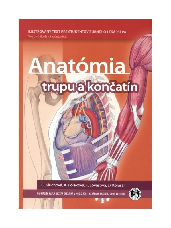 Anatómia trupu a končatín
