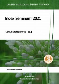 Index Seminum 2021