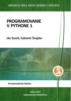 Programovanie v Pythone 1