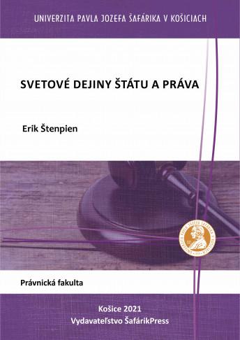 Svetové dejiny štátu a práva