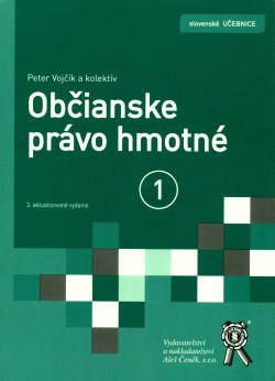 Občianske právo hmotné 1.+2.