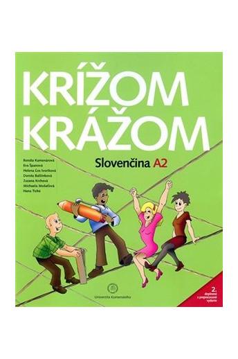 Krížom krážom - Slovenčina A2