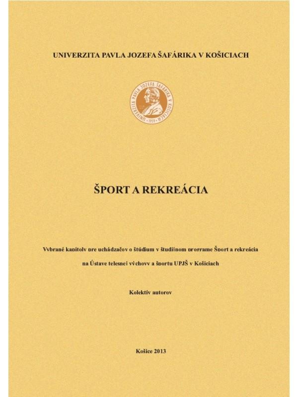 Šport a rekreácia