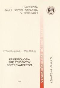 Epidemiológia pre študentov ošetrovateľstva