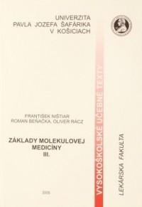 Základy molekulovej medicíny III.