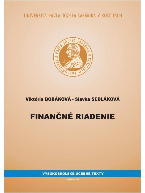 Finančné riadenie