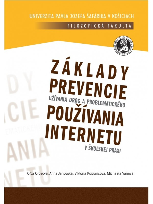 School-based prevention for drug use and problematic internet use